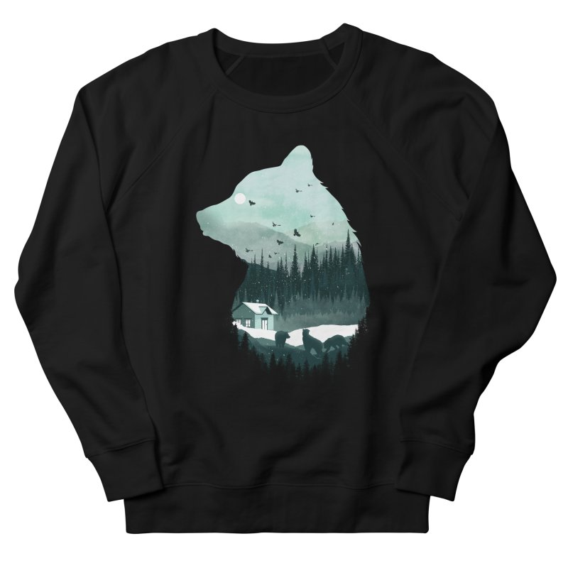Snow Bear Women's Sweatshirt by mitchdosdos's Shop