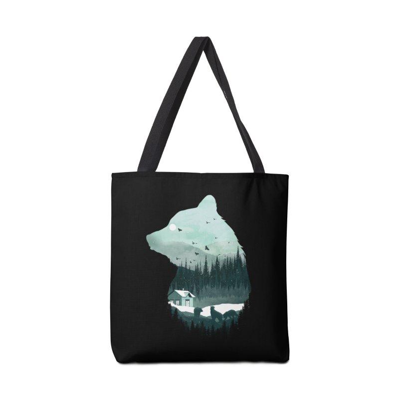 Snow Bear Accessories Bag by mitchdosdos's Shop