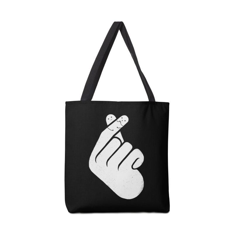 I Heart You! Accessories Bag by mitchdosdos's Shop