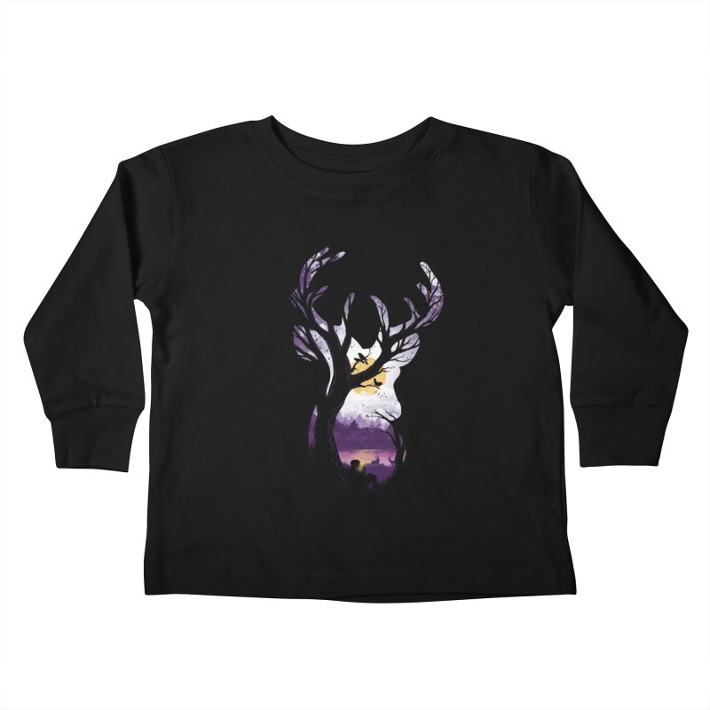 Serenity Kids Toddler Longsleeve T-Shirt by mitchdosdos's Shop