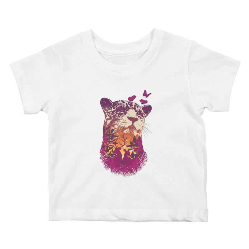 Spring Hunter Kids Baby T-Shirt by mitchdosdos's Shop