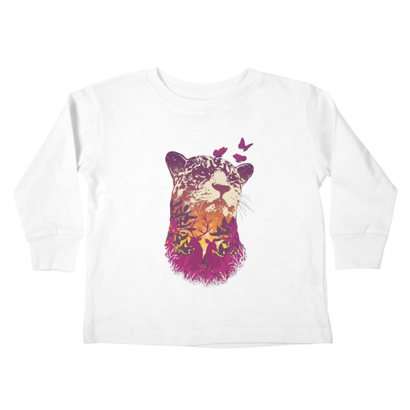 Spring Hunter Kids Toddler Longsleeve T-Shirt by mitchdosdos's Shop