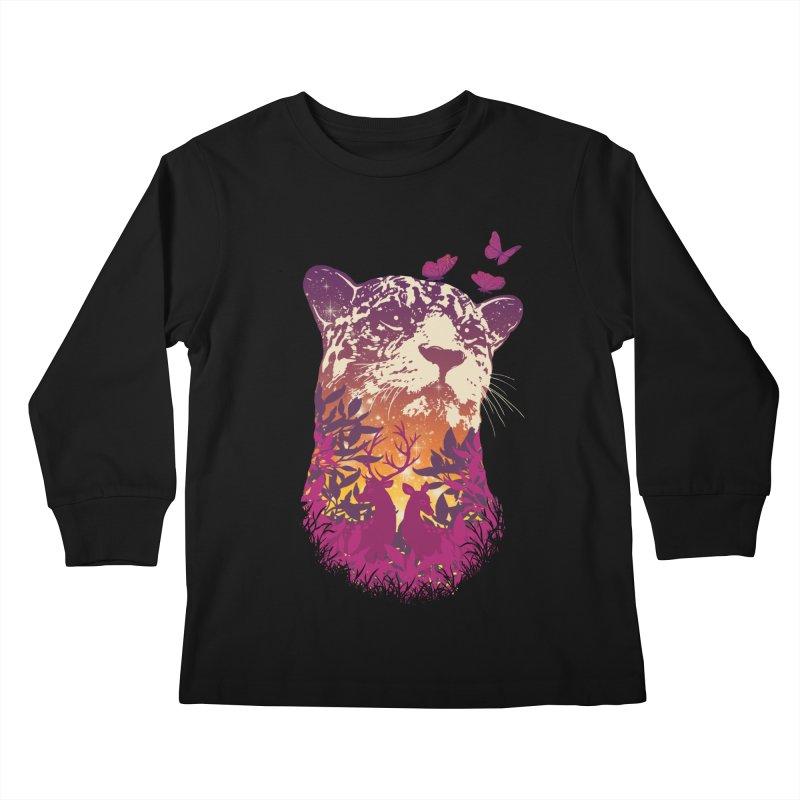 Spring Hunter Kids Longsleeve T-Shirt by mitchdosdos's Shop