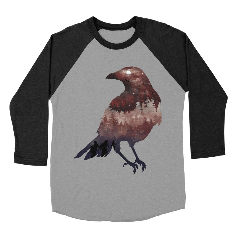 Messenger Of Death Men's Baseball Triblend T-Shirt by mitchdosdos's Shop