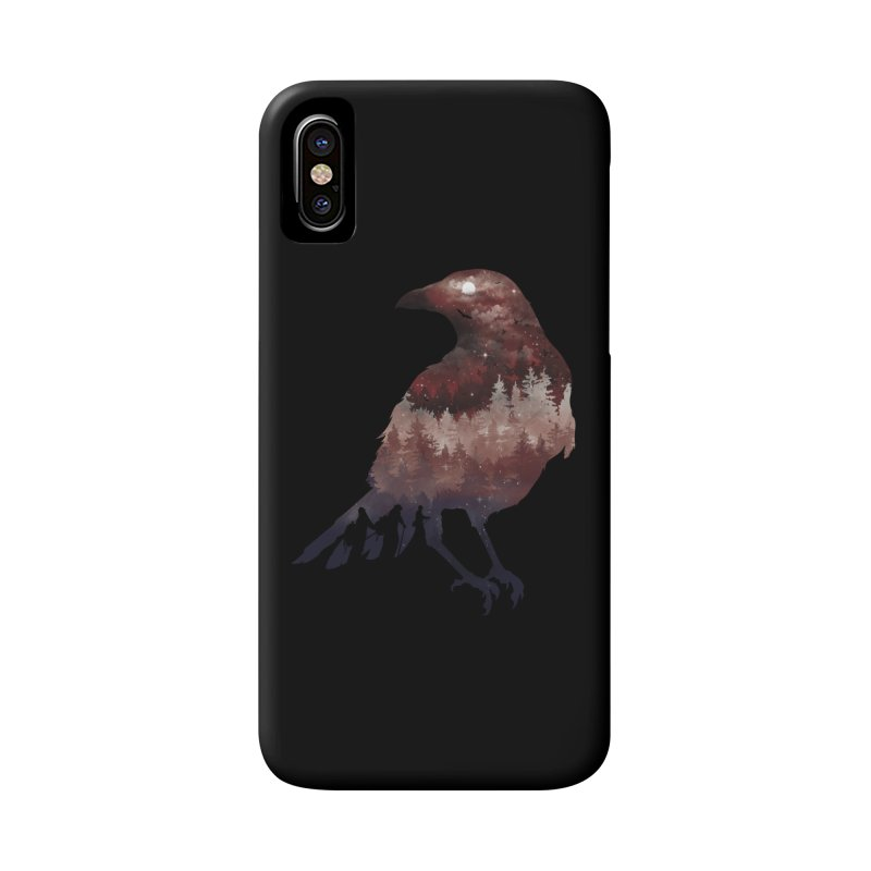 Messenger Of Death Accessories Phone Case by mitchdosdos's Shop