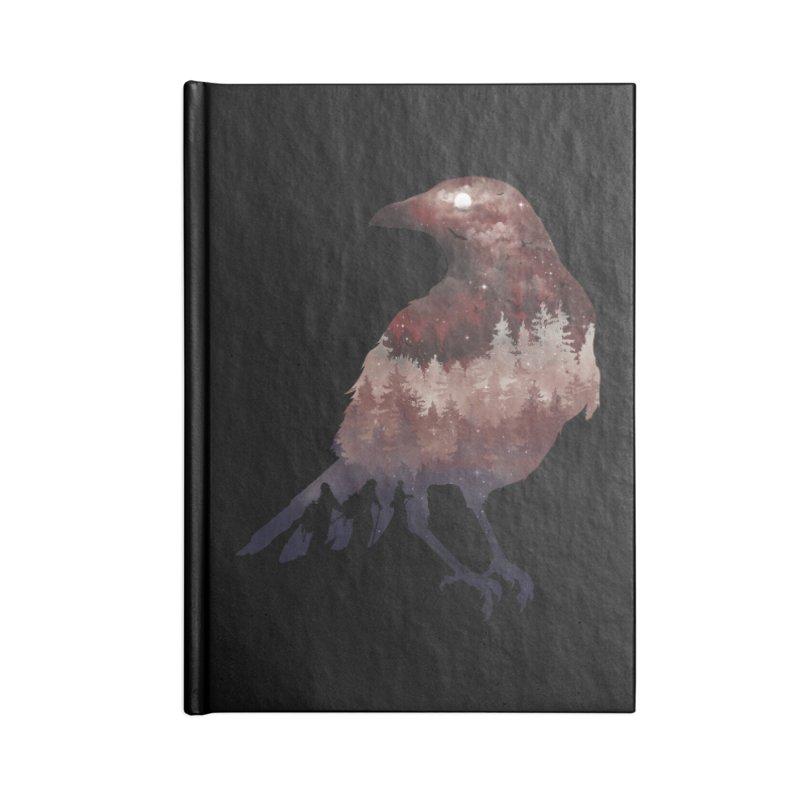 Messenger Of Death Accessories Notebook by mitchdosdos's Shop