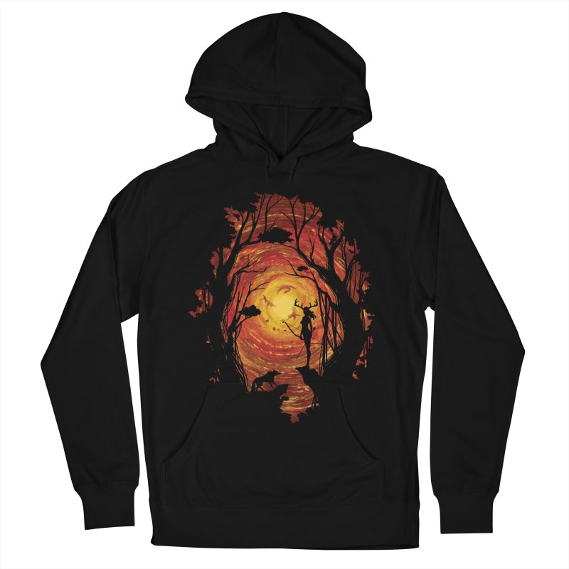 Sacrality Women's Pullover Hoody by mitchdosdos's Shop