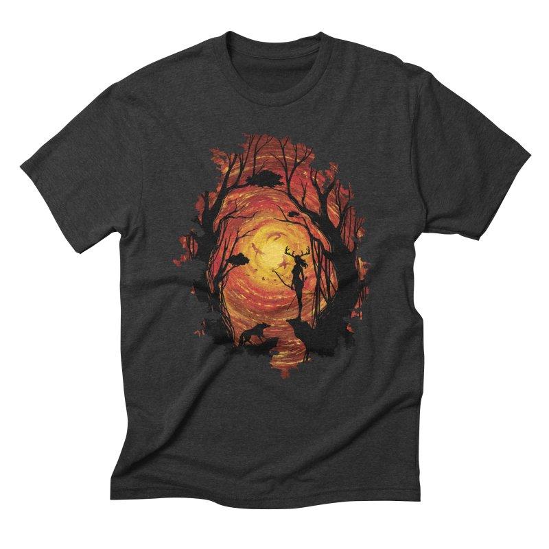 Sacrality Men's Triblend T-Shirt by mitchdosdos's Shop