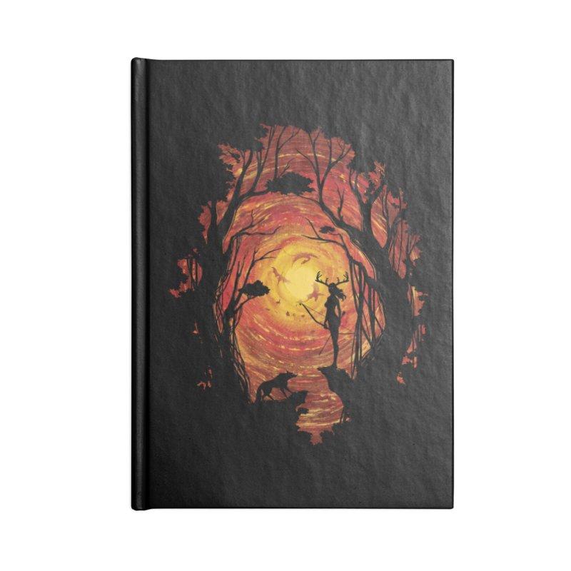Sacrality Accessories Notebook by mitchdosdos's Shop