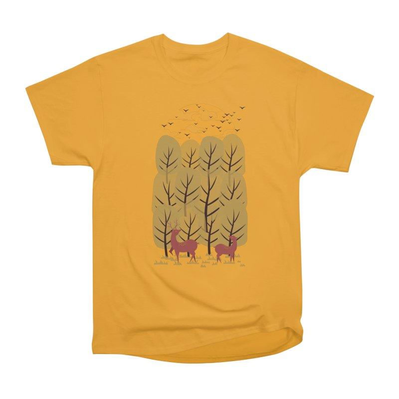 Scenery Women's Heavyweight Unisex T-Shirt by mitchdosdos's Shop