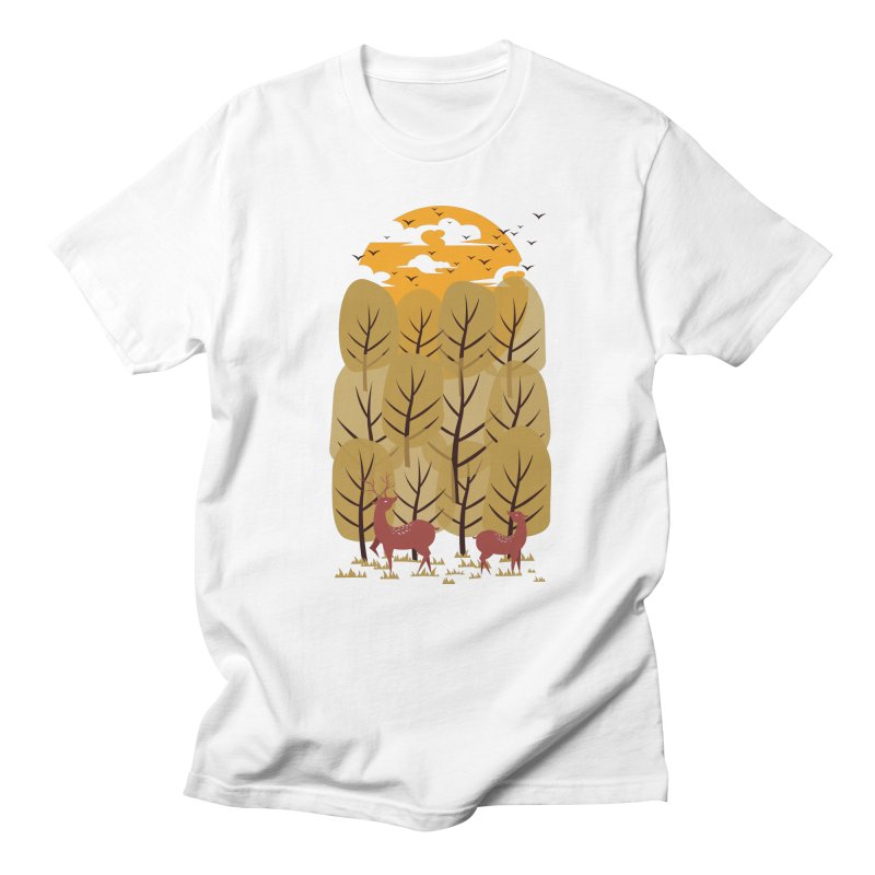 Scenery Women's Unisex T-Shirt by mitchdosdos's Shop