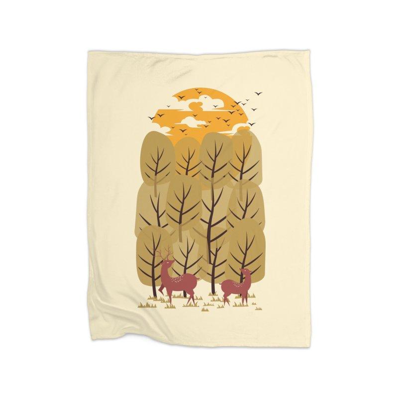 Scenery Home Blanket by mitchdosdos's Shop