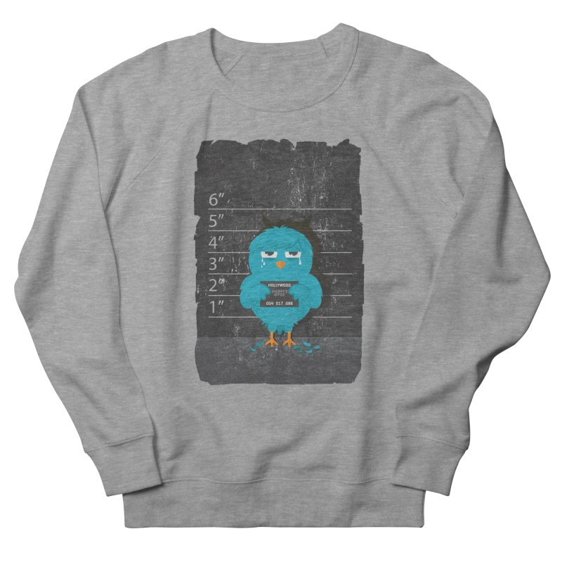 Illegal Twitter Men's Sweatshirt by mitchdosdos's Shop