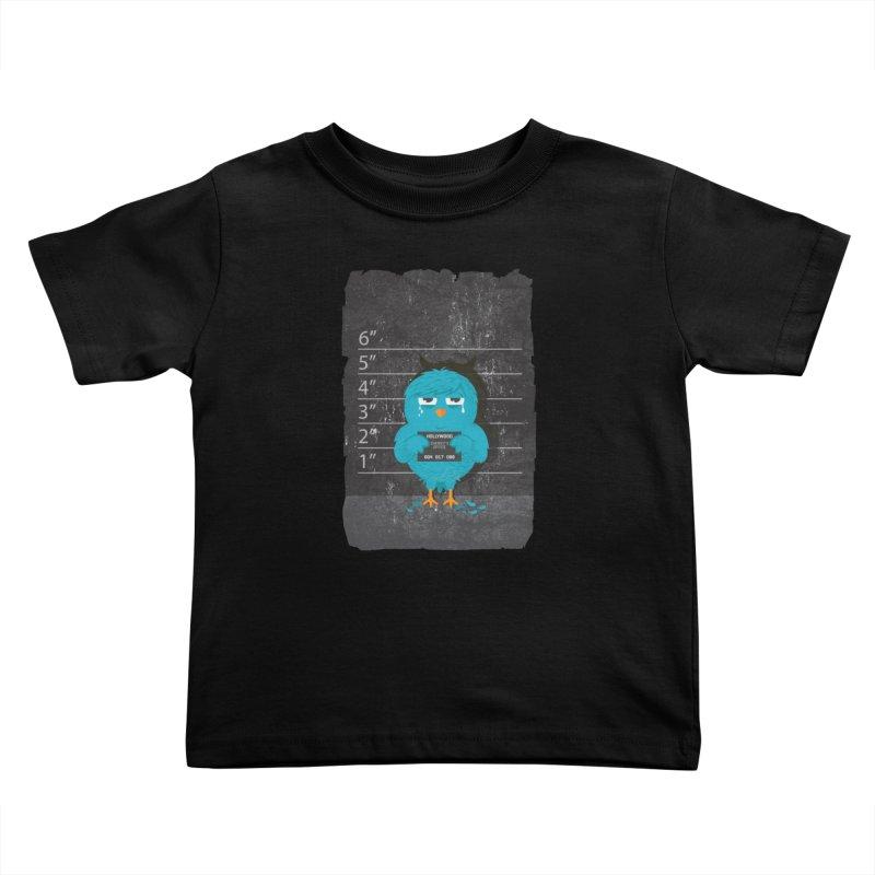 Illegal Twitter Kids Toddler T-Shirt by mitchdosdos's Shop