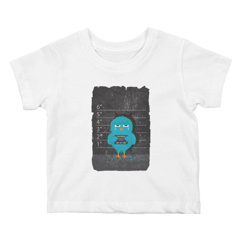 Illegal Twitter Kids Baby T-Shirt by mitchdosdos's Shop