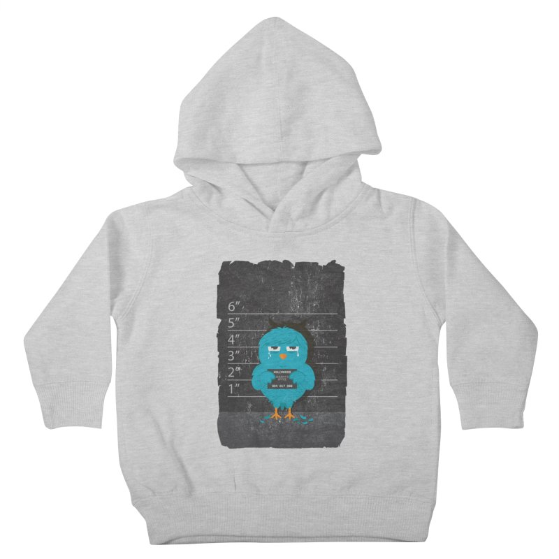 Illegal Twitter Kids Toddler Pullover Hoody by mitchdosdos's Shop