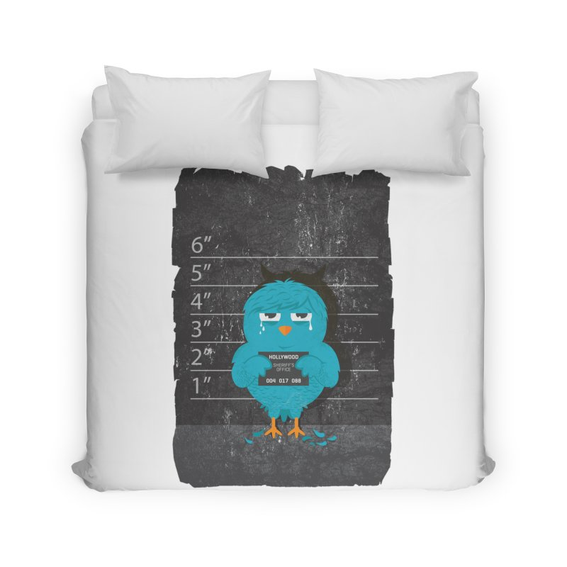 Illegal Twitter Home Duvet by mitchdosdos's Shop