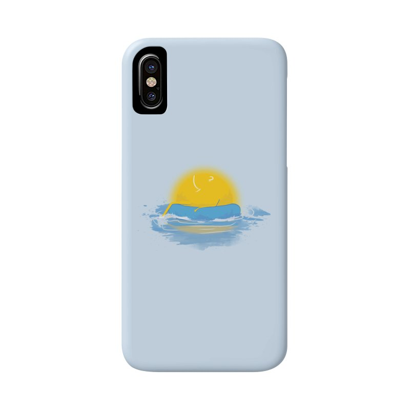 SUN Bathing Accessories Phone Case by mitchdosdos's Shop