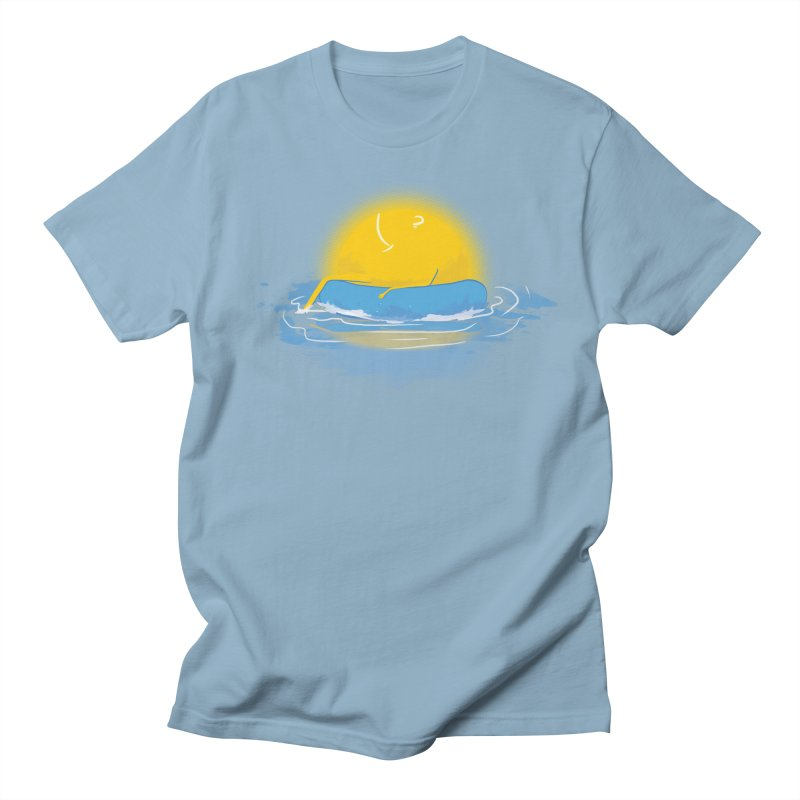 SUN Bathing Women's Unisex T-Shirt by mitchdosdos's Shop