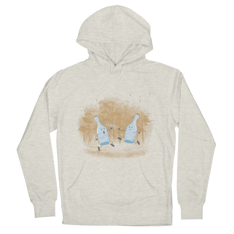 Let The BOTTLE Begin Women's Pullover Hoody by mitchdosdos's Shop