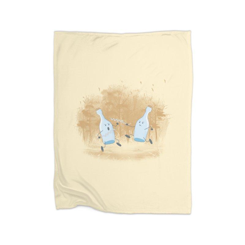 Let The BOTTLE Begin Home Blanket by mitchdosdos's Shop