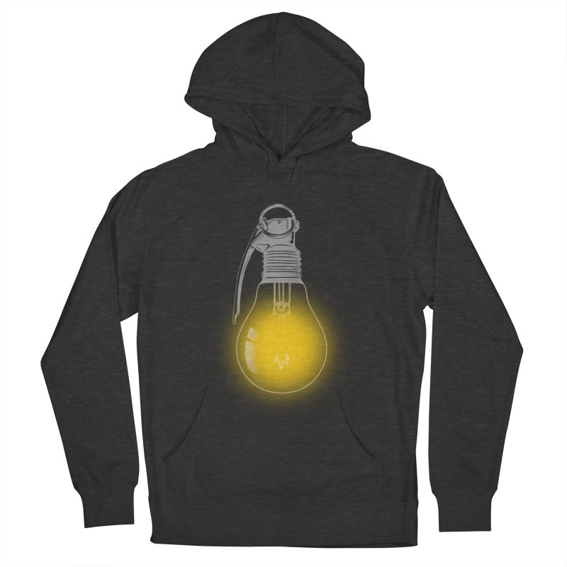 Explosive Idea Men's Pullover Hoody by mitchdosdos's Shop