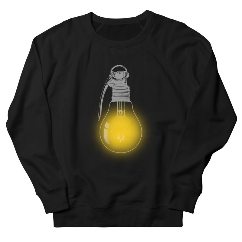 Explosive Idea Women's Sweatshirt by mitchdosdos's Shop