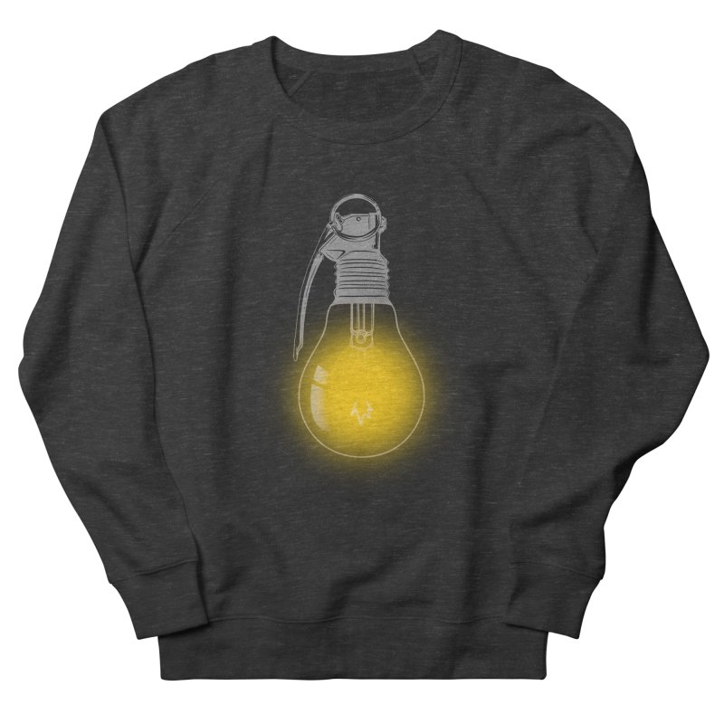 Explosive Idea Men's Sweatshirt by mitchdosdos's Shop