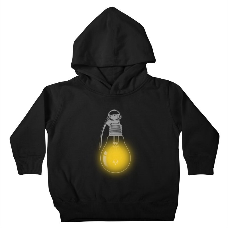 Explosive Idea Kids Toddler Pullover Hoody by mitchdosdos's Shop
