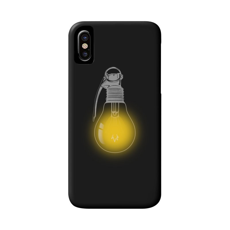 Explosive Idea Accessories Phone Case by mitchdosdos's Shop