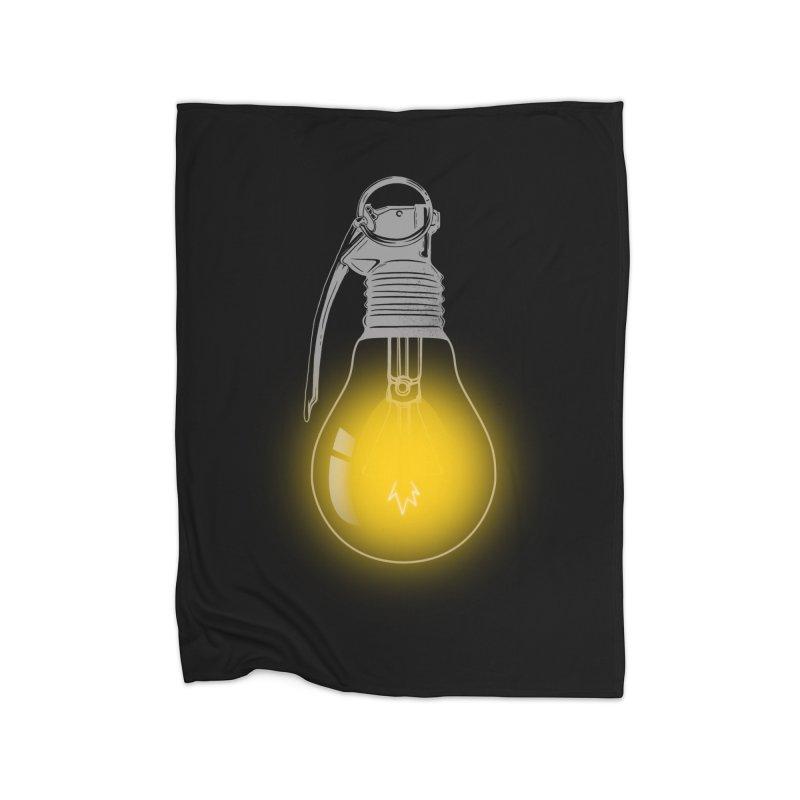 Explosive Idea Home Blanket by mitchdosdos's Shop