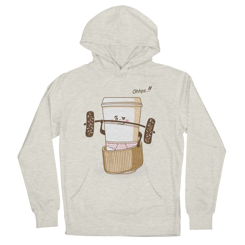 Working It Out Men's Pullover Hoody by mitchdosdos's Shop