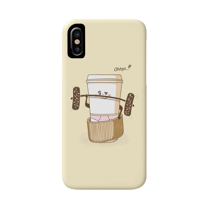 Working It Out Accessories Phone Case by mitchdosdos's Shop