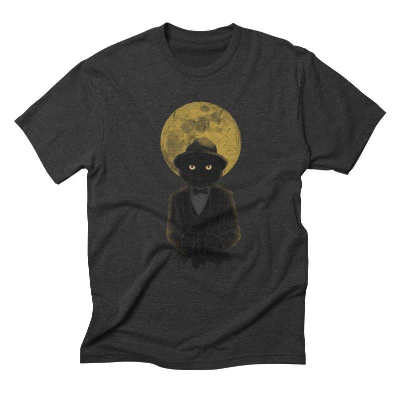 Mr. Felix the Cat Men's Triblend T-Shirt by mitchdosdos's Shop