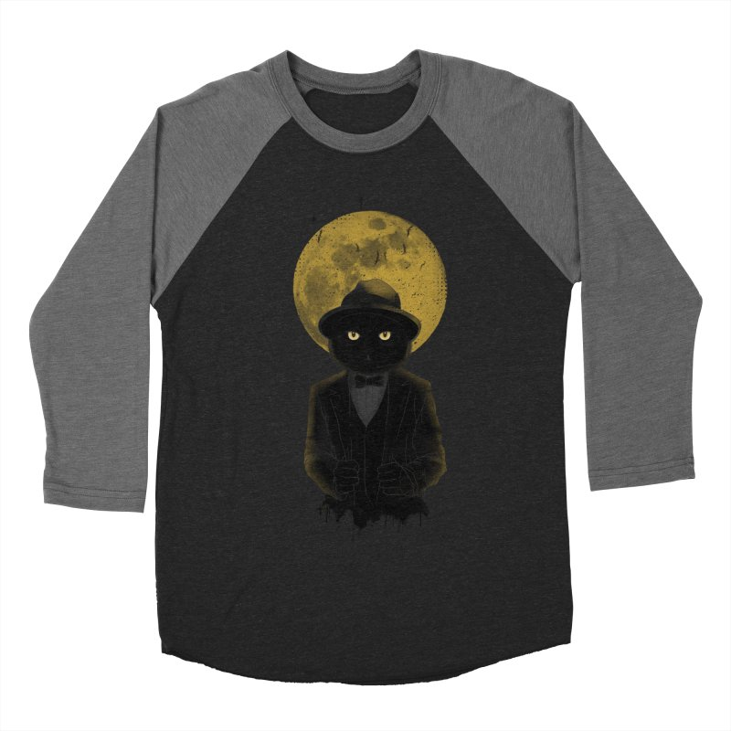 Mr. Felix the Cat Men's Baseball Triblend T-Shirt by mitchdosdos's Shop
