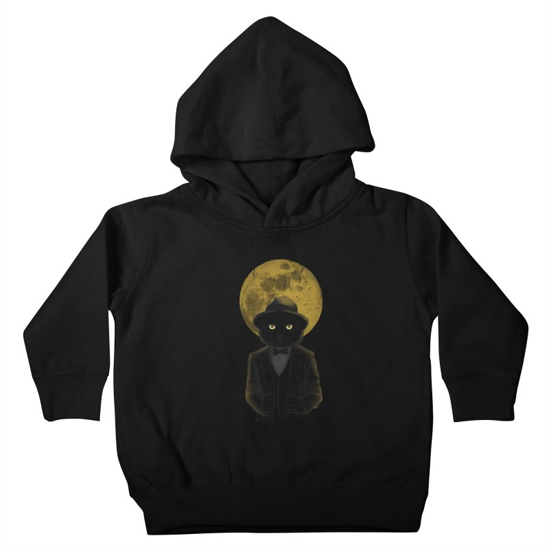 Mr. Felix the Cat Kids Toddler Pullover Hoody by mitchdosdos's Shop