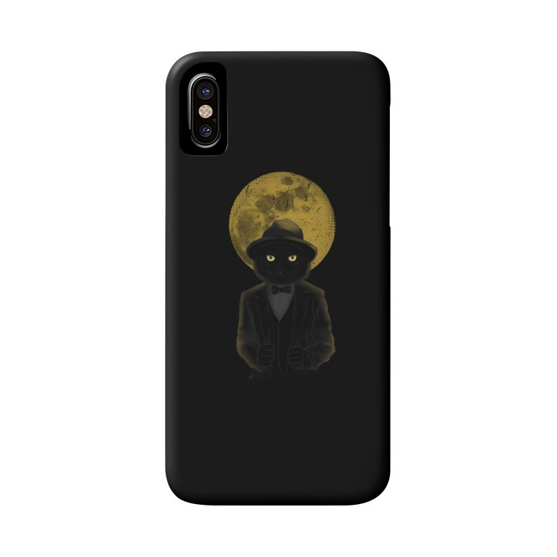 Mr. Felix the Cat Accessories Phone Case by mitchdosdos's Shop