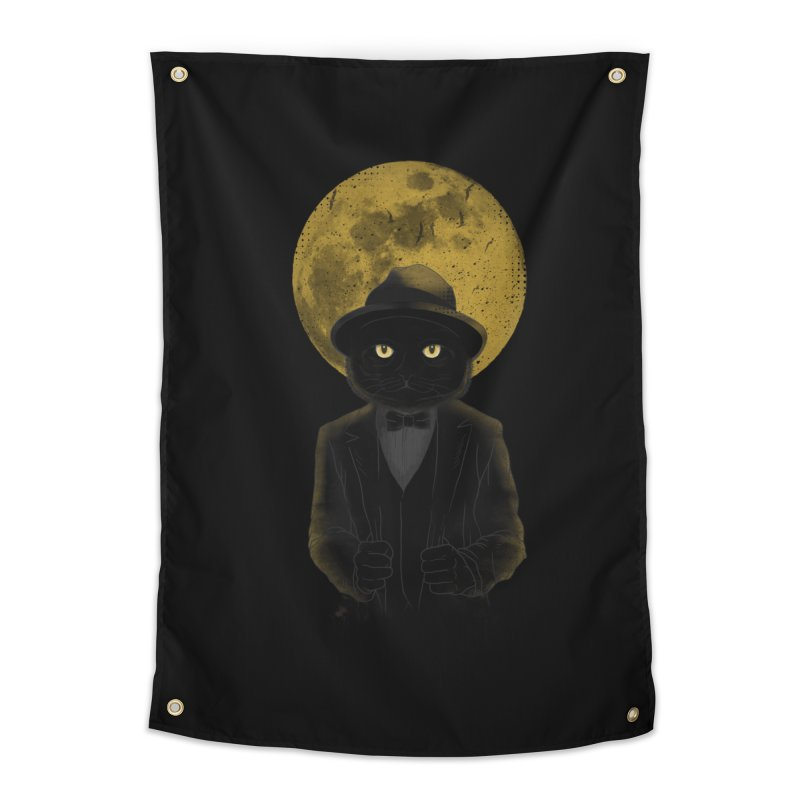 Mr. Felix the Cat Home Tapestry by mitchdosdos's Shop
