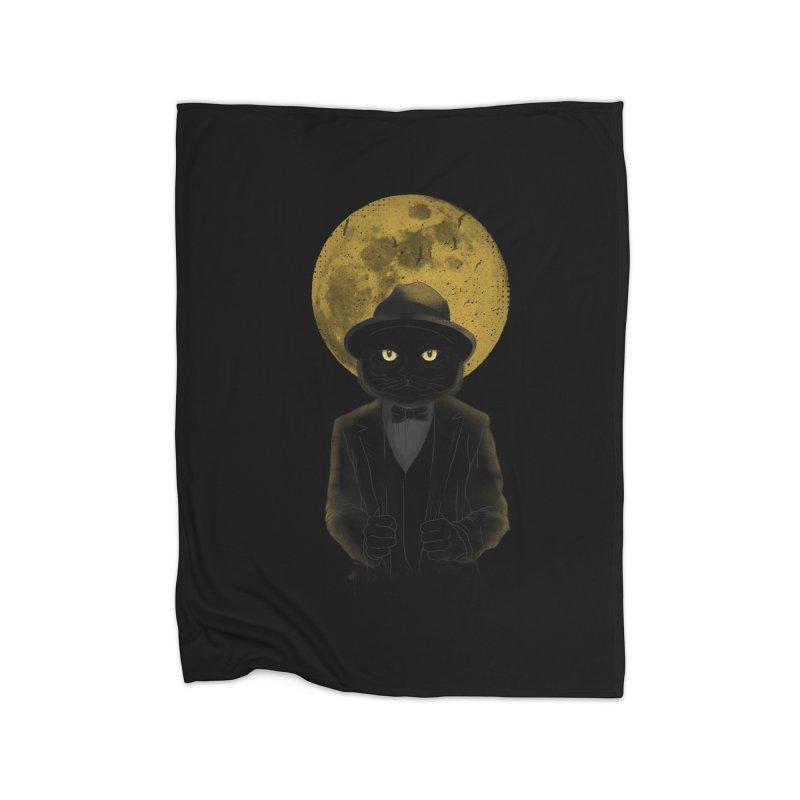 Mr. Felix the Cat Home Blanket by mitchdosdos's Shop