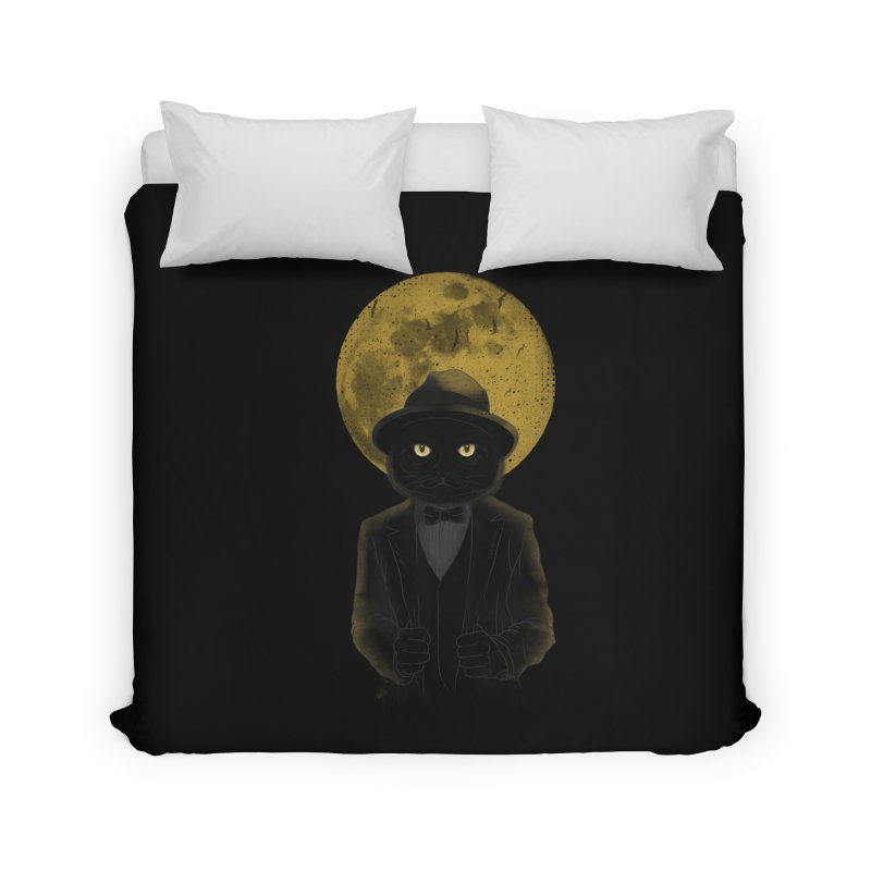 Mr. Felix the Cat Home Duvet by mitchdosdos's Shop