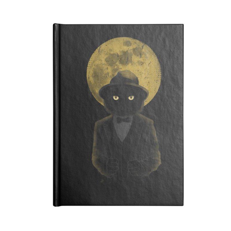 Mr. Felix the Cat Accessories Notebook by mitchdosdos's Shop