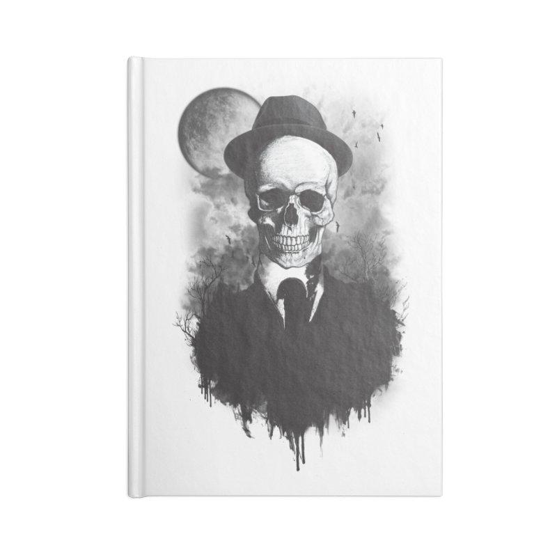 Mr. Valentino Accessories Notebook by mitchdosdos's Shop