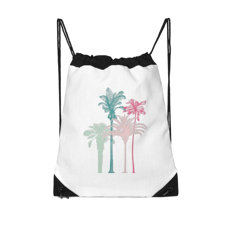 Golden Girls Accessories Drawstring Bag Bag by Mitchell Black's Artist Shop