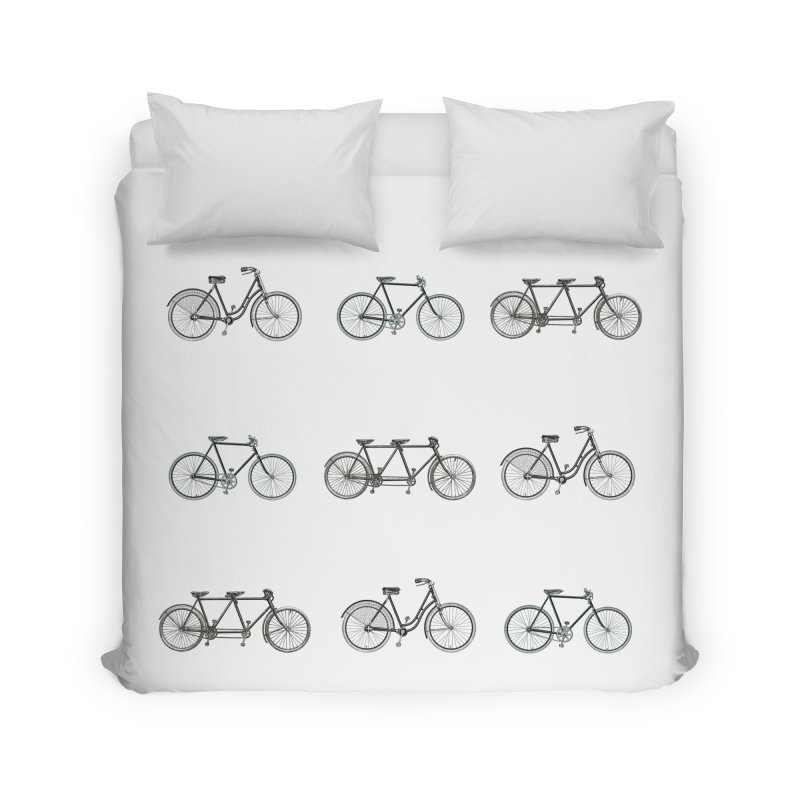 Critical Mass Home Duvet by Mitchell Black's Artist Shop