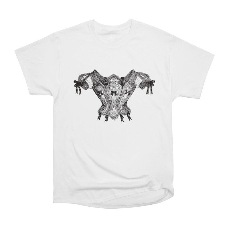 Roxanne Women's Heavyweight Unisex T-Shirt by Mitchell Black's Artist Shop