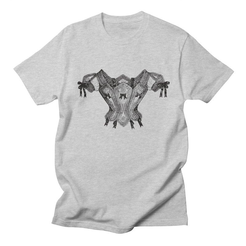 Roxanne Women's Regular Unisex T-Shirt by Mitchell Black's Artist Shop