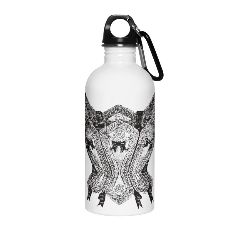 Roxanne Accessories Water Bottle by Mitchell Black's Artist Shop