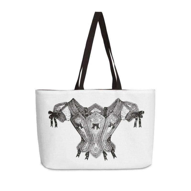 Roxanne Accessories Weekender Bag Bag by Mitchell Black's Artist Shop