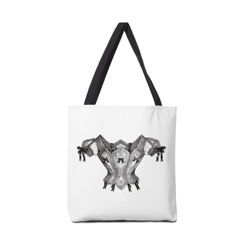 Roxanne Accessories Tote Bag Bag by Mitchell Black's Artist Shop