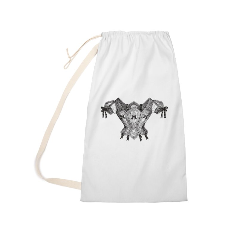 Roxanne Accessories Laundry Bag Bag by Mitchell Black's Artist Shop